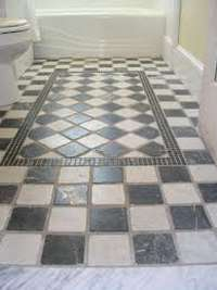 Bath-tile-floor