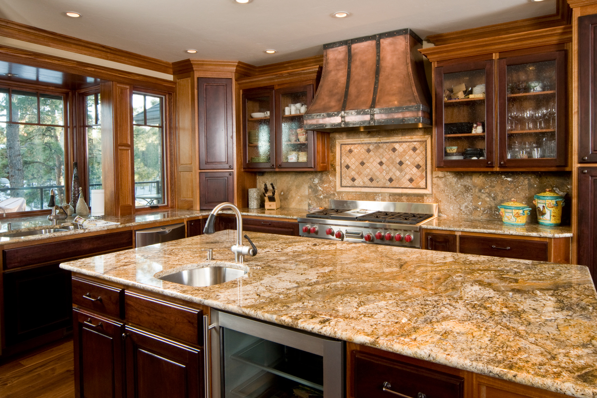 Kitchen and bath remodeling and renovation in greenville for Photos of remodeled kitchens