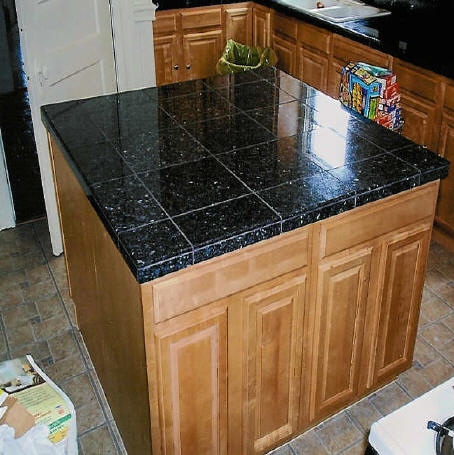 Marble Tile Countertop Home Improvement In Greenville Sc