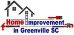 A house with Home Improvement in Greenville SC